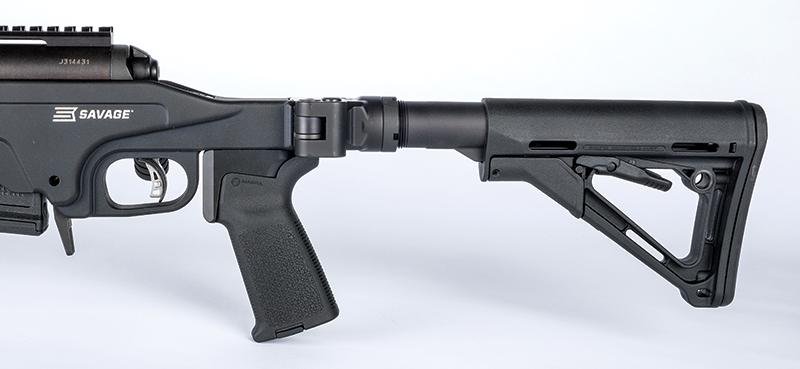 Savage Arms - 10 ASHBURY PRECISION